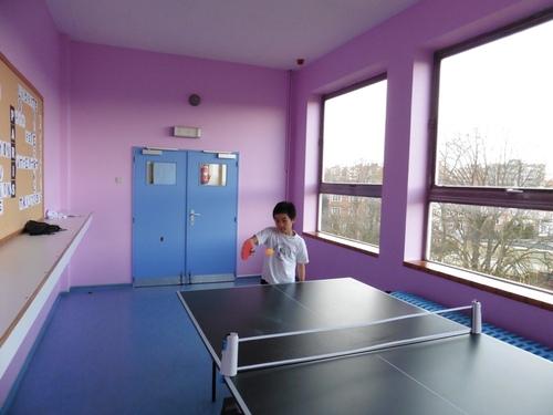 Tennis de table (P5, 6)