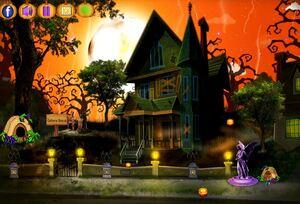 Jouer à NSR Find Halloween treasures box