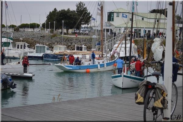 D7-Bateau au Port de Saint- Denis d'Oléron