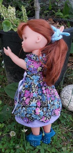 Une nouvelle robe pour Karoll
