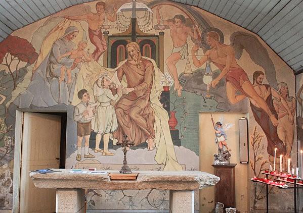 chapelle du tumulus st-michel 5