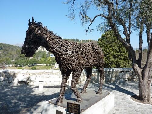 Où vas tu cheval non ailé