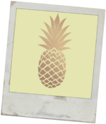 DIY fashion: t-shirt ananas/ Fashion DIY : pineapple t-shirt!