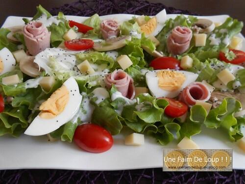 La salade parisienne