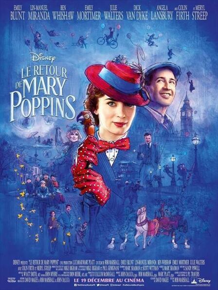 Mary Poppins / le retour de Mary Poppins