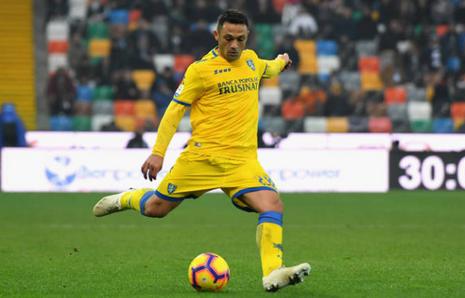 Acheter maillot Frosinone Calcio 2018 2019 Domicile