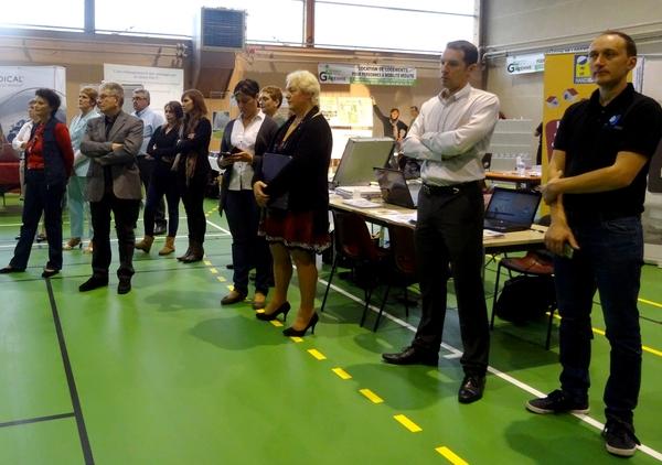 """Le Forum """"Bien vieillir en Pays Châtillonnais"""" a eu un très grand succès !"""