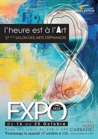 27ème Salon des Artistes Stéphanois