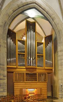 L'orgue monumental Detlef Kleuker