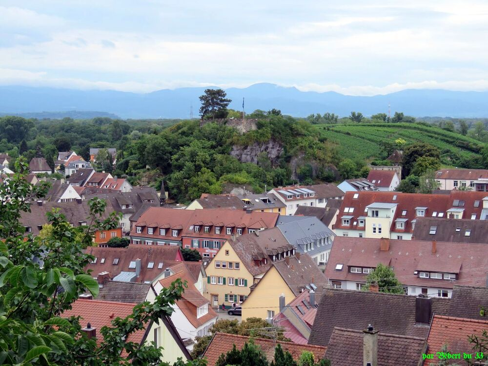 Vieux-Brisach sur Rhein