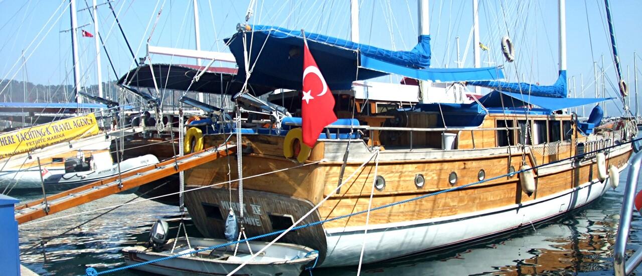 2 /Lycie / Une croisière à bord du Murat IV