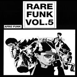 V.A. - Rare Funk Vol.5 - Complete CD