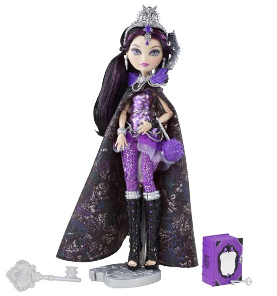 Raven queen Legacy Day Doll (1)