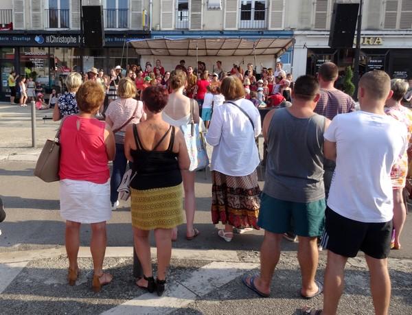 Fête de la Musique du 21 juin 2017 à Châtillon sur Seine