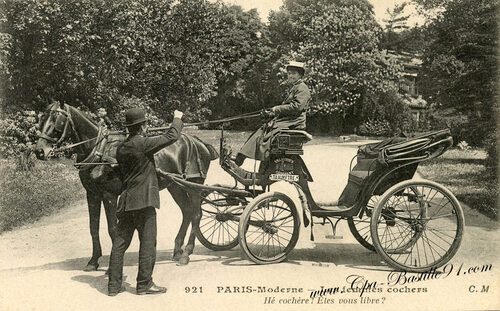 Les femmes chauffeur