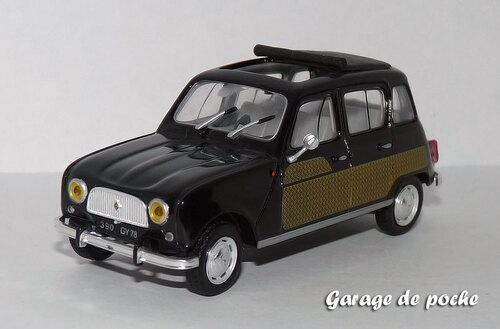 Renault 4L Parisienne 1964