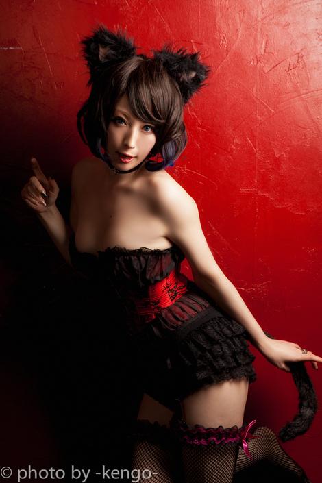 Models Cosplay : ( [Rabbit Hutch] -  2014.02.15  Digital Photo Book / photographr : Kengo - model : Usagi )
