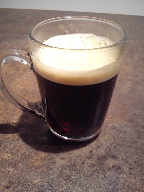 café à partager ...
