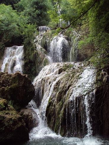 Les cascades de Krushuna ...