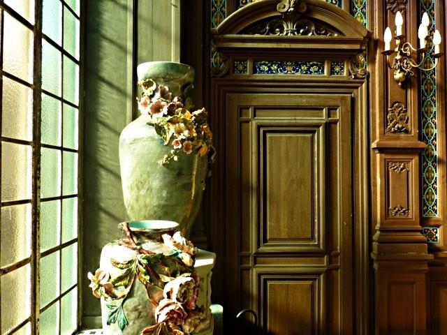 Le Jardin d'Hiver Musée de la faïence de Sarreguemines 25