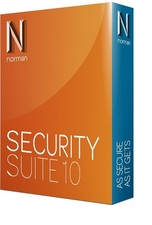 Norman Security Suite 10.1 - Licence 1 an gratuit