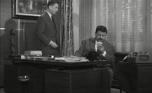 Les menteurs, Edmond T. Gréville, 1961 – d'après Frédéric Dard.
