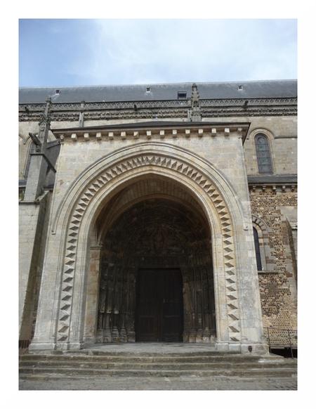 Cathédrale Saint-Julien - Le Mans