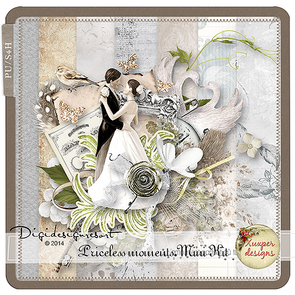 Priceless Moments by Xuxper Designs