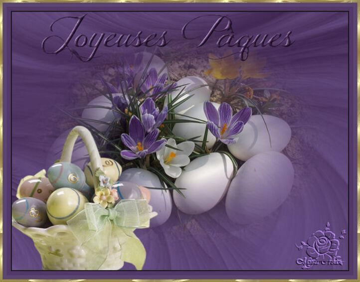 Mes Créas de Pâques