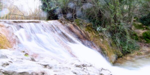 Cascade des Tompines