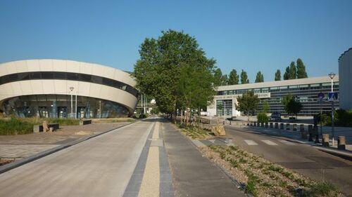 Campus du Saulcy