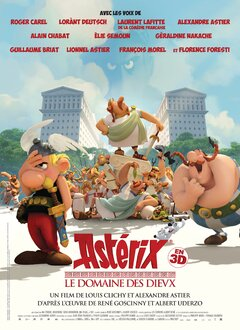 ASTERIX BOX OFFICE DE LA FRANCHISE