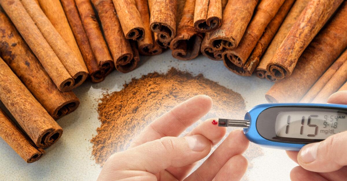 Польза корицы при диабете 2 типа
