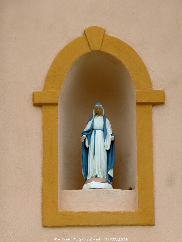 Eglise Sainte-Marie de Galéria - Corse