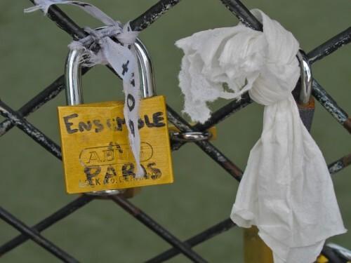cadenas amour pont archevêché 0