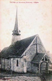 LES REMPARTS DE BEAUFOUR-DRUVAL (Calvados)