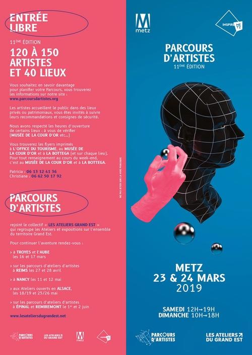 PARCOURS D'ARTISTES 2019