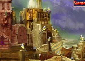 Jouer àOld fantasy street escape