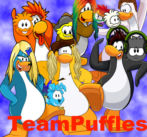 TeamPuffles