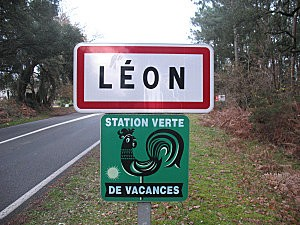 LEON (Landes)