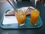 Narbonne - Pause goûter au fournil