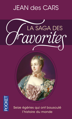 La saga des favorites - Jean des Cars