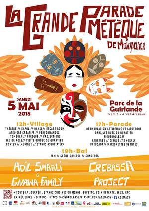 ★ Animation Musicale & Parade Musicale [Sam 5 Avril 2018]