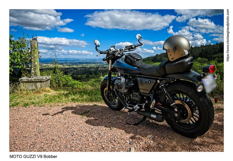 3000km en Bobber (MOTO GUZZI V9)