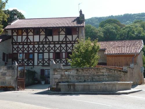 Quelque part en Bresse...