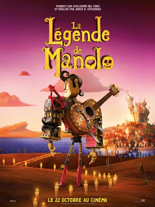 """Bonsoir a l'honneur : """" La Légende de Manolo """""""