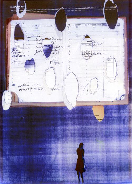 Archives sédimentales  #05 © Delphine Soustelle Truchi