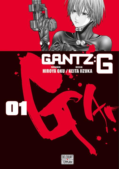 Gantz G - Tome 01 - Hiroya Oku & Keita Iizuka
