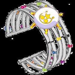 Console bracelet magique saison 5
