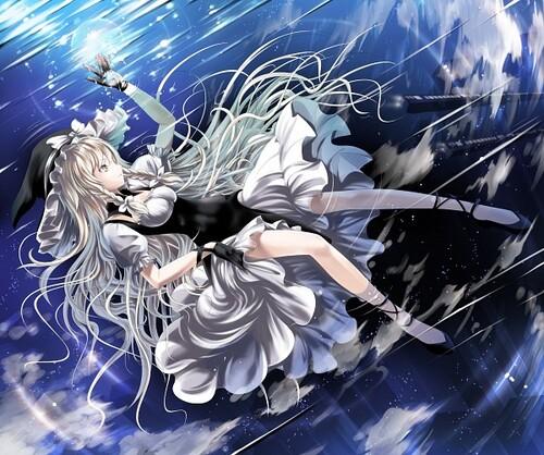 Kirisame Marisa 01